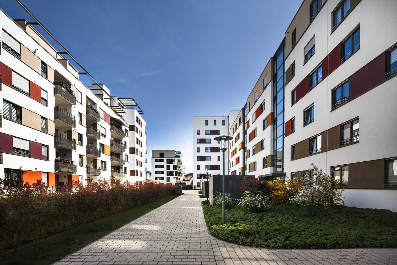 Architektur fotografie wohnungsbau johannes vogt - Architektur mannheim ...