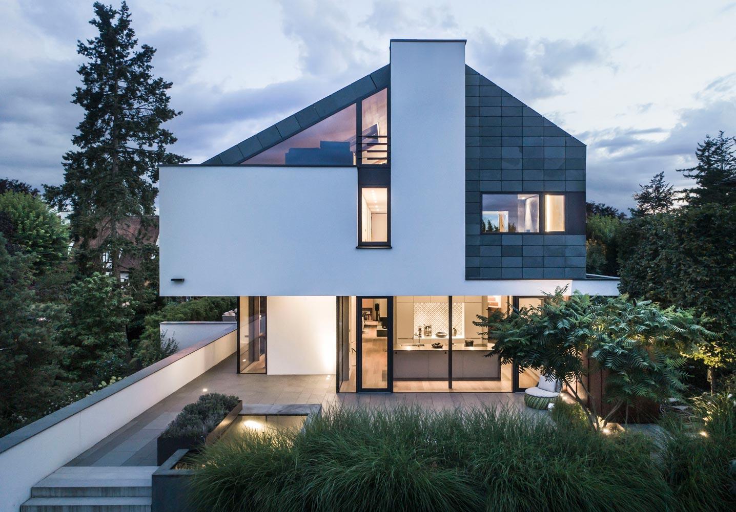 Architektur-Fotografie Wohnungsbau